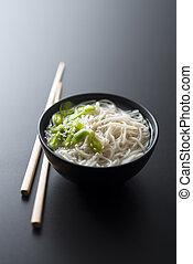 minestra, cinese