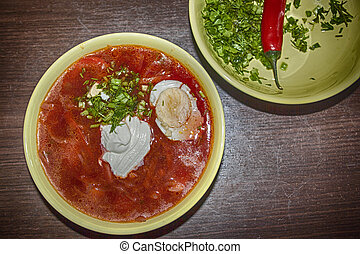 minestra pomodoro, pepe, piccante, peperoncino