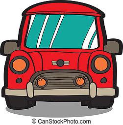 mini, automobilen