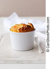 cheesecake souffle - Mini cheesecake souffle
