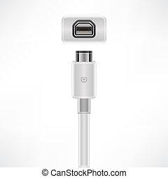 Mini Display cable