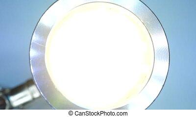 Mini Flashlight Close up