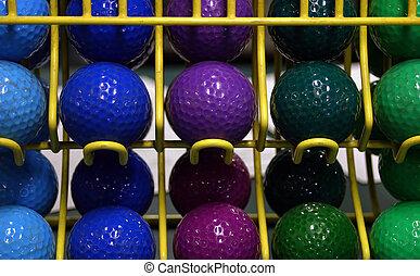 Mini-golf Balls