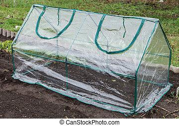 mini, greenhouse