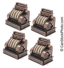 Miniature Cash Registers