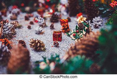 miniature Christmas gifts
