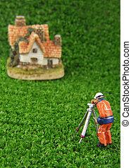 miniature model concept