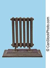miniature model radiator