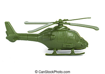 Miniature Toy Helicopter