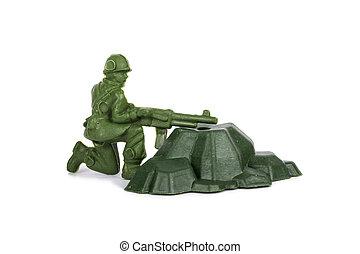 Miniature Toy Soldier