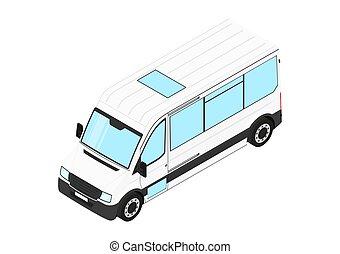 minibus.