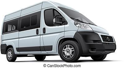 minibus, europe
