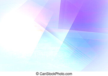 Minimal, colorful, pastel abstract, geometric background