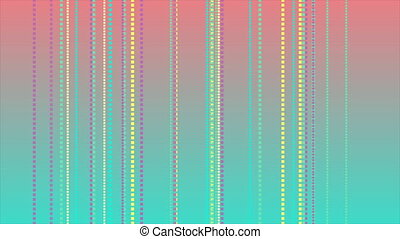 Minimal geometric squares tech motion design. Pastel abstract background. Seamless looping. Video animation Ultra HD 4K 3840x2160