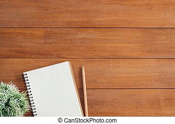 Minimal work space creative flat lay photo of workspace stock