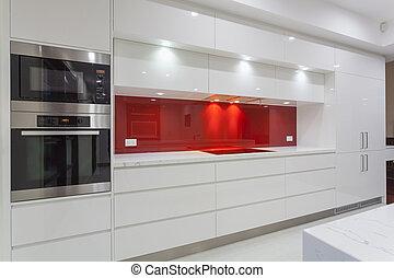 minimalista, moderno, cucina