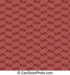 Minimalistic concept modern style wallpaper with geometric seamless pattern vinous background