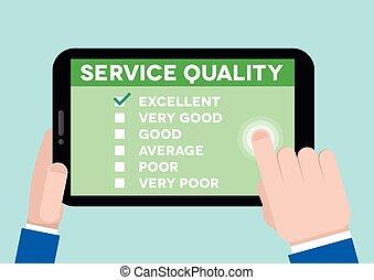 service quality survey