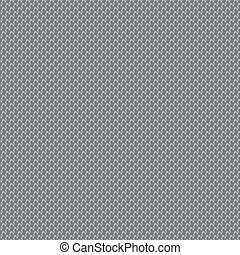 Minimalistic tweed pattern - Organic shapes similar to face...