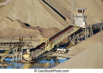 industrial equipment - mining and industrial equipment