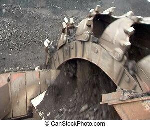 mining., charbon