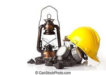 mining industry concept