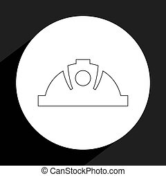 mining industry design, vector illustration eps10 graphic