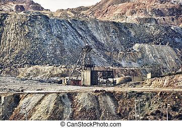 mining tower - Riotinto