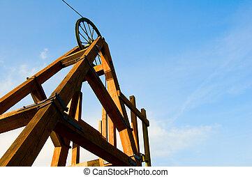 mining wheel