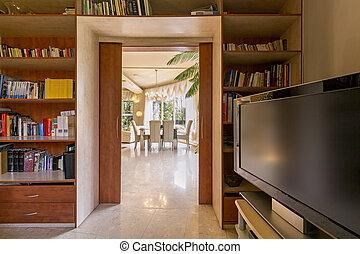 ministerie van binnenlandse zaken, met, bookstand