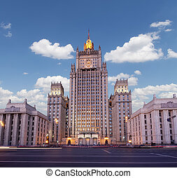 Ministry of Foreign Affairs of the Russian Federation,...