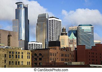 Minneapolis!