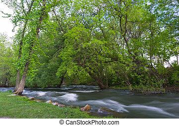 Minnehaha River Shores