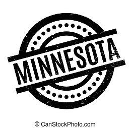 Minnesota rubber stamp