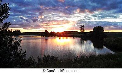Minnesota Summer - Random Minnesota Lake