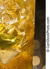 Mint-Julep cocktail