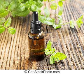 Mint oil/essence