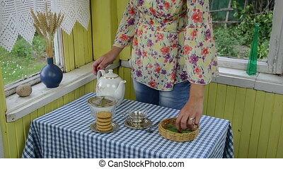 mint tea teaspoon