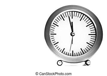 minuit, minutes, deux