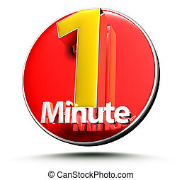 minute., 1