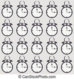 5 vecteur minutes minuteur illustration 10 eps - Minuteur 10 minutes ...
