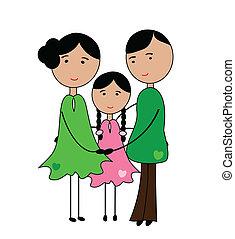mio, famiglia
