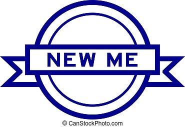 mir, weinlese, weißes, neu , etikett, farbe, banner, hintergrund, wort, blaues, runder