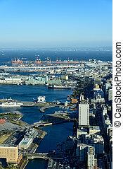 mirai, 横浜, 港