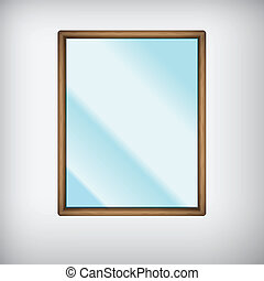 Mirror isolated