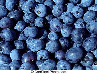 mirtilos, fruta