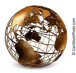 mis cage, globe