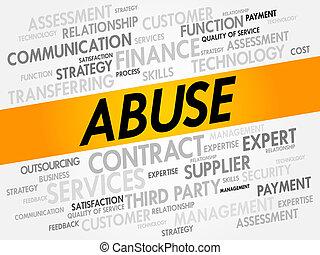 misbruiken