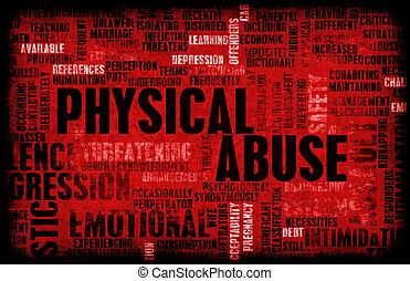 misbruiken, lichamelijk