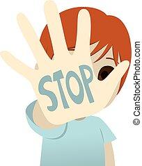 misbruiken, stoppen, kind